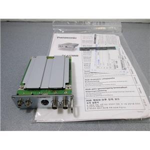 Panasonic TY-42TM6B BNC Composite Video Terminal Board  **NEW IN BOX**