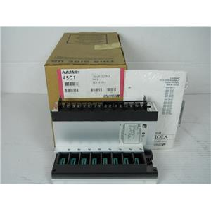 RELIANCE ELECTRIC AUTOMATE 45C1A I/O RAIL 45C1