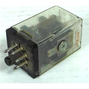 POTTER & BRUMFIELD KAP11AY-120 GENERAL PURPOSE RELAY DPDT