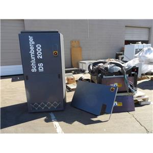 Schlumberger IDS 2000 Model OPS2000 Manufacture Date 03/25/99
