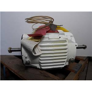 Reliance Duty Master 3HP 460V 60 Hz 3 Phase RPM 1170 Double Shaft Motor (New?)