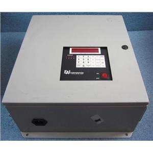 EAI Corporation M18B2 AirFlex 4  Sequencing Air Sampler w/ Gast Vacuum Pump