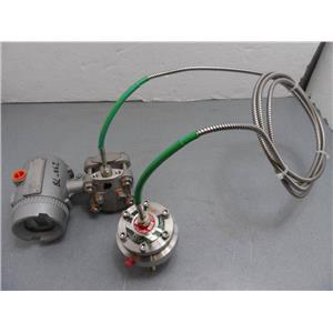 Bailey PTSDGH1222001A0 Pressure Transmitter PTSD w/ Diaphram Seal W24B2.7419