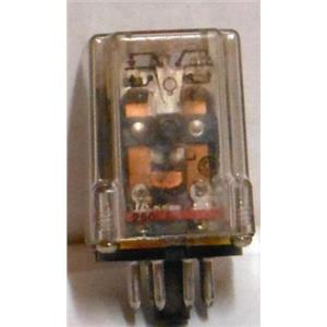 POTTER & BRUMFIELD KRP11AN-120V GENERAL PURPOSE RELAY
