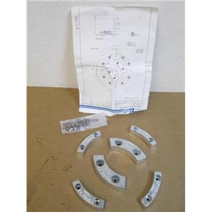 FLYGHT 290-11-00 Zinc Anodes / Mont.Sats Anoder Kit  -  **New In Package**