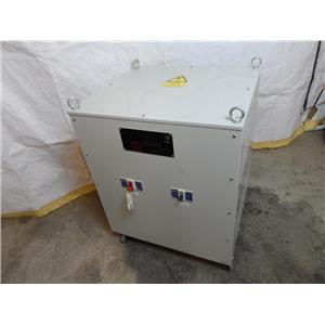 Nunome Electric Co. Dry-Type Transformer EN61558-2-4:1997