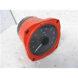 Potter Aeronautics Co. Model 555 Fuel PPH Indicator