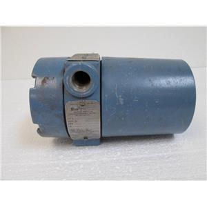 Rosemount Alphaline Pressure Transmitter w/ Temperature Sensor