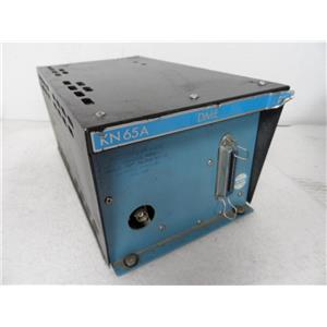 King Radio Corp. KN65A DME P/N? 066-1029-03 Missing Manufacturer ID. Label