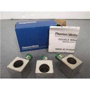 Thomas & Betts MD1F-3 Uninsulated Female Disconnect Quick Connect Sz 3 Box of 3