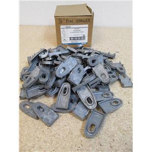 "Box of 100 THOMAS & BETTS CB201 1/2"" Pipe Spacer for Rigid/IMC Conduit Fittings"