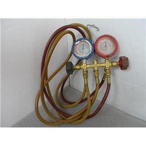Imperial HVAC Gauges W/Hoses