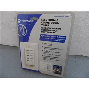 Intermatic EI210WC Electronic Countdown Timer New In Package
