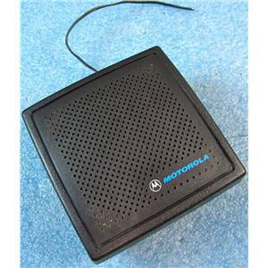 MOTOROLA HSN9326A SPEAKER FOR 2-WAY RADIO CAR/DESK/ETC INSTALL - USED w/GUARANT