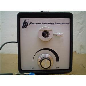 Fiberoptics Technology Fiber Optic Light Source FO-150