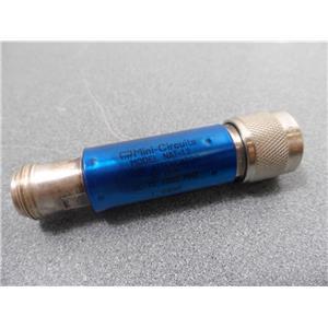 Mini-Circuits Model NAT-12 12db Attenuator 50 Ohm DC To 1500 MHz
