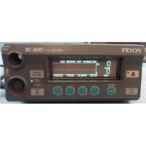 Pryon SC-300 CO2 Carbon Dioxide Monitor