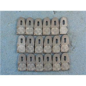 """1"""" Conduit Clamp Back Spacer - Non Steel - *Lot of 18*"""