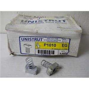 """Tyco Unistrut P1010 EG 1/2"""" Channel Nut with Spring Box of 80"""