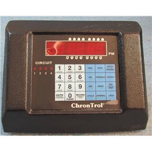 7.  Chrontrol XT-4S -Table Top Programmable Timer