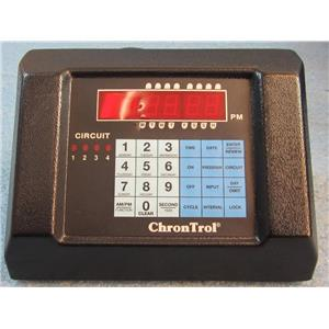 8.  Chrontrol XT-4S -Table Top Programmable Timer
