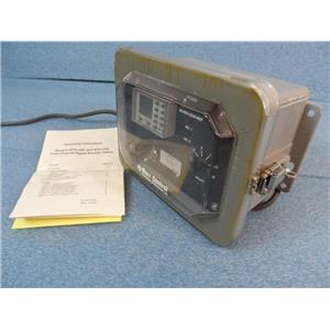 Morr Control  Div. Of Pulsafeeder MTD-20D Digital Biocide Timer With Manual
