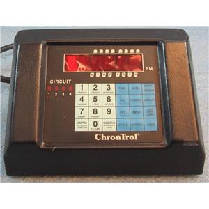 Chrontrol XT-4SF - Table Top Programmable Timer     #6