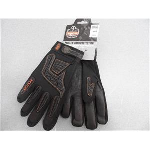 Ergodyne Proflex #9015 Vibration Reducing Work Gloves Size Medium M New 9015