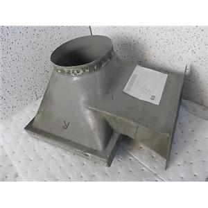Aircraft Part Box Assembly, Air Induction P/N 60-910024-609 Manufacturer Unknown