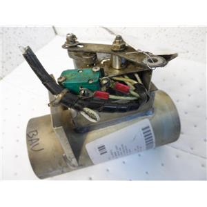 Aircraft Part Duct Assembly P/N 52512 With Switch P/N 757-726