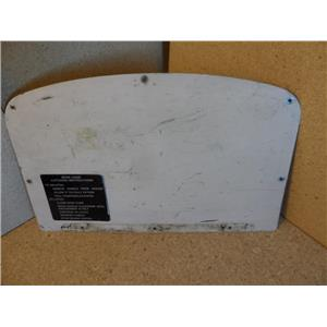 "Aircraft Part Cover Assembly ""Nose Cone Latching Instructions"" P/N 50190-000"