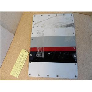 Aircraft Part Cover Assembly Circuit Breaker Access P/N 54305-06