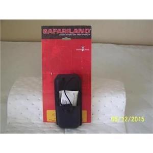 Safariland 762-5-13 Portable Radio Carrier, Swivel, STX Tactical Black