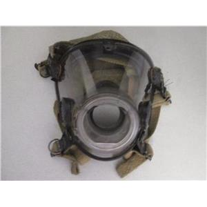 Scott  10005135  Large Full Face Gas Mask Respirator (MASK ONLY)