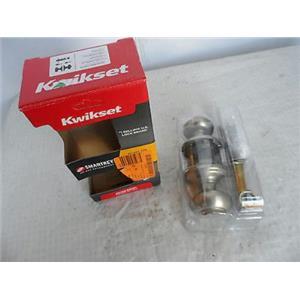 Kwikset Keyed Entry Door handle Set Model 740J 15 SMT CP K4 Satin Nickel