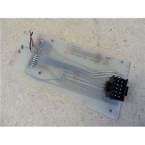 Nicolet 60SX Spectrometer 9000 F1 Beam Compartment Detector Module Interface