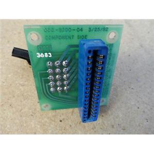 Nicolet 60SX Spectrometer 9000 Series Detector Module Interface P/N 000-8200-04