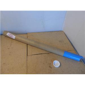 Artus Blue Plastic Shim Stock 20 X 50 X .005 New