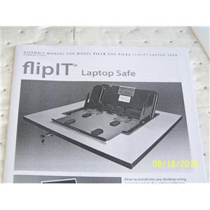 "Flipit FIL-18 24"" Clearance FlipIT Laptop Safe"