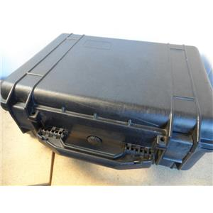 "Hard Plastic Case Approx. 19"" x 15"" X 7"" Pellican?"