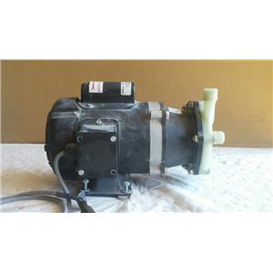 March Pump Plastic Centrifugal Series 335 Pumps 0335-0001-0100