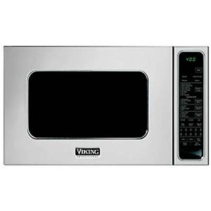 """Viking Professional Series 25"""" .5 cu. ft. SS Countertop Microwave VMOC206SS"""