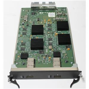 Foundry Brocade  SX-FI42XG FastIron SuperX 2 Port 10GbE XFP Module