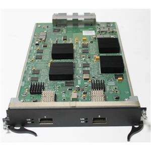 Foundry Brocade SX-FI62XG SuperX 2 Port 10GbE XFP Module