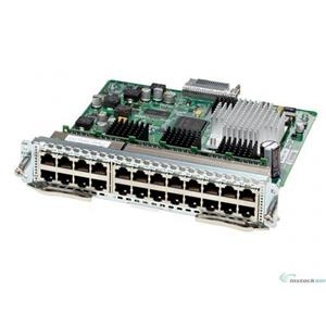 Cisco SM-ES3G-24-P Enhanced Ether Service Module 24-Ports Plug-in Switch Managed