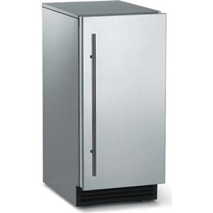 """Scotsman 15"""" Undercounter Icemaker with 26 lbs. Ice Storage SCCG30MA1SU Perfect"""