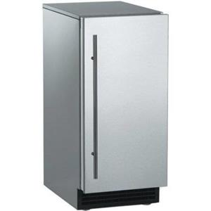 Scotsman Brilliance Series SS 15 inch Undercounter Outdoor Ice Maker SCCP50MA1SS