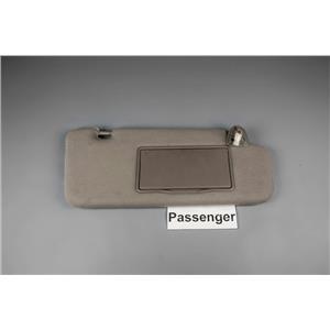2003-2008 Nissan Murano Sun Visor - Passenger Side w/ Lighted Mirror & Panel