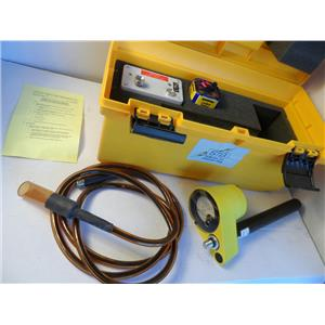 STB Electrical Test Equip. AC Voltage Detector 300V-72kV Model 10-1258 With Case