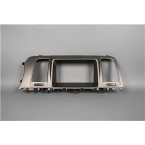 2011 2012 2013 2014 Nissan Murano Center Dash Radio Display Bezel Gray
